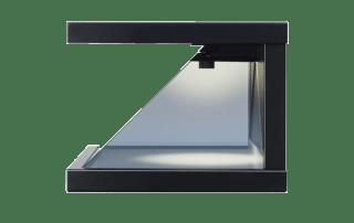 hologramm technologie Display im ausgeschalteten Zustand