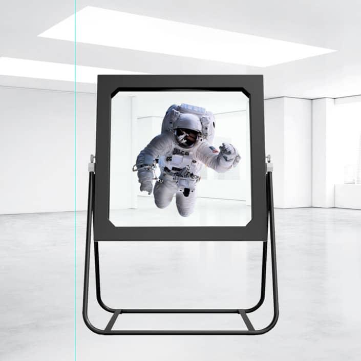 Größtes Augmented Reality Headup Display
