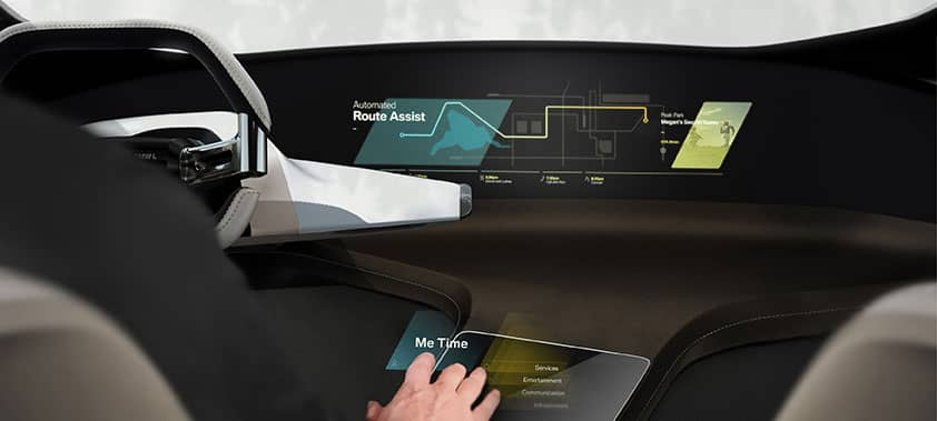 HoloActive Touch BMW