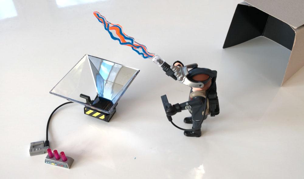Playmobil Playmogram Geisterfalle