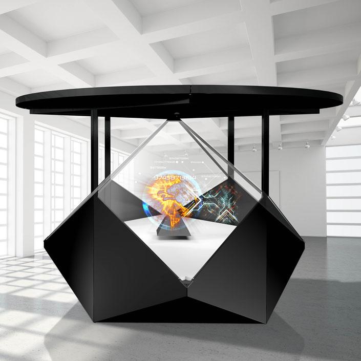 Hologramm Display Dreamoc XXL 180